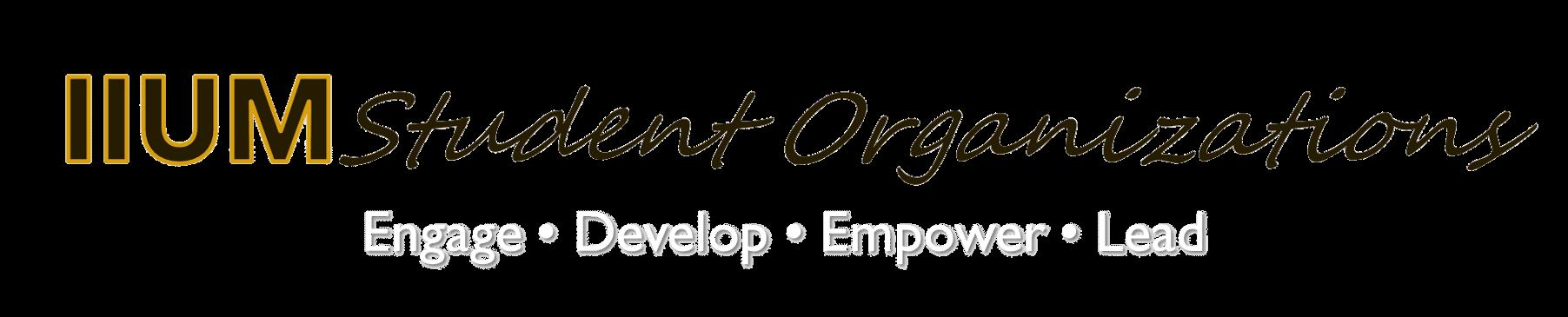 IIUM Student Organisations